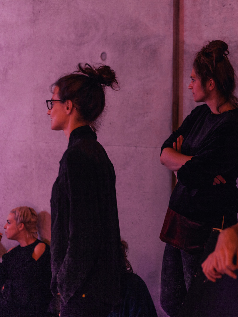 Lisa Friederich, Rike Huy, Team