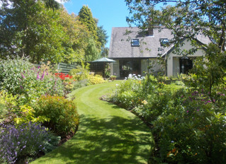 Gardens Open in Gifford - Sunday 8th July