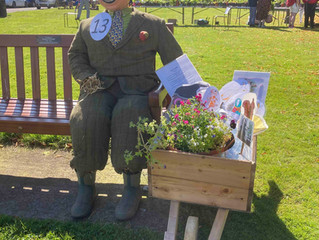 Scarecrow Trail... And the results are......