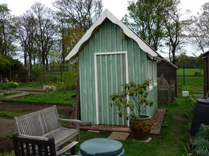 Inverleith allotments