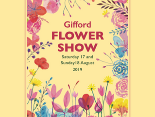 It's here!  Our 2019 Flower Show Schedule is now online