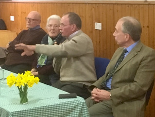 Gardeners' Question Time at Gifford Horti