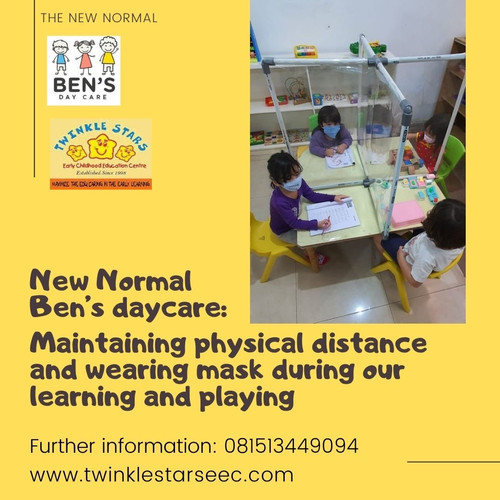 New Normal At Ben's Daycare