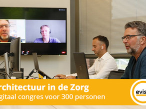 Digitaal congres voor 300 personen
