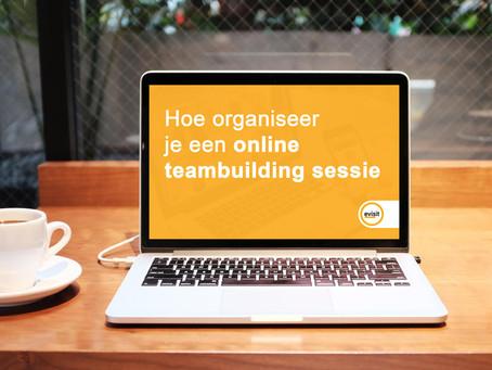 Hoe organiseer je een online teambuilding sessie?