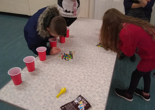 Central Games Night