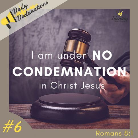Declaration #6