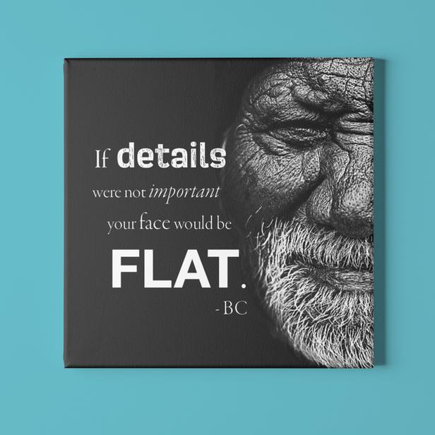 Quote Square Graphic