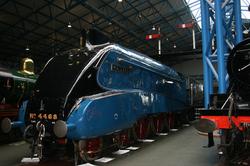 The Mallard York Railway Museum