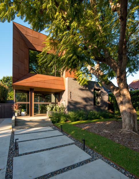 Prosser Residence, Los Angeles