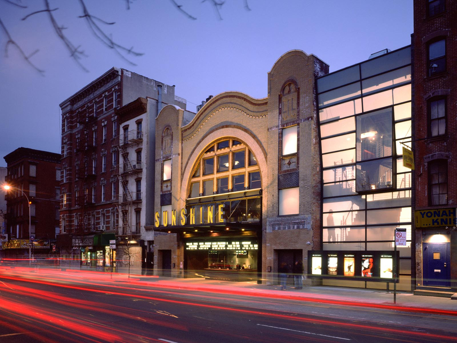 Sunshine Theatre, New York