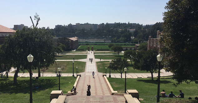 The Wallis Annenberg UCLA North Athletic Field