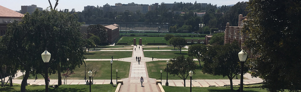 UCLA North Athletic Field