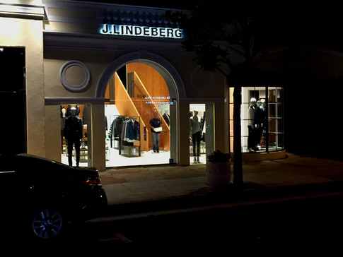 J. Lindeberg, West Hollywood, CA