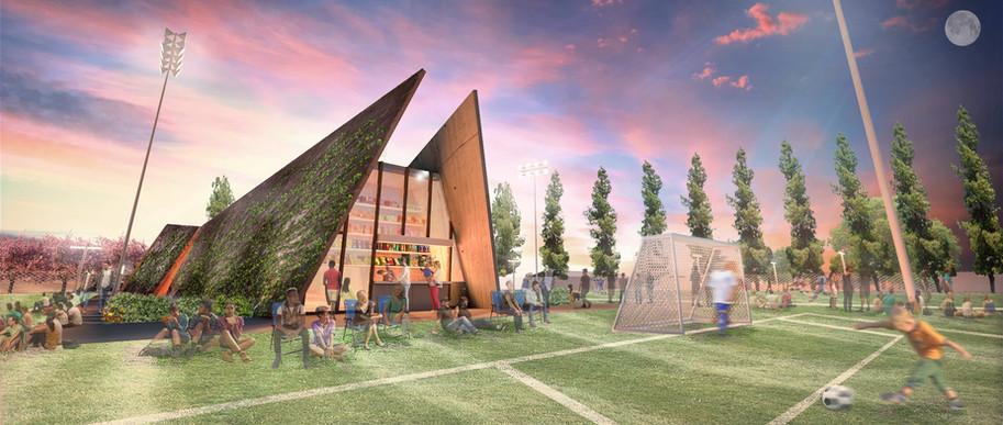 Rancho Los Amigos Sports Center