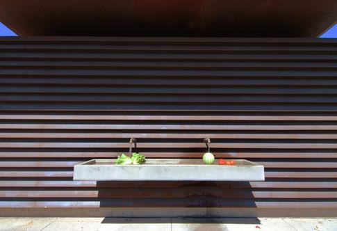 Sepulveda Basins Community Garden Restroom