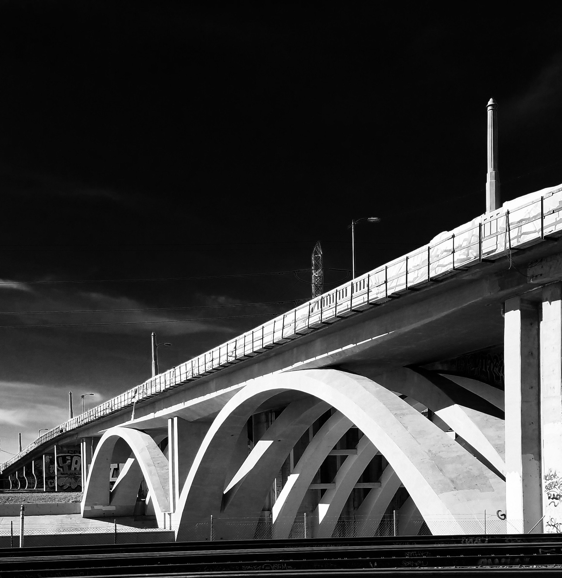 Spring Street Bridge, Los Angeles