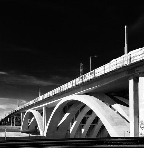 Spring Street Bridge, Los Angeles