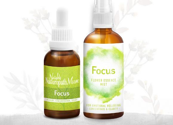 Naughty Naturopath Mum Flower Essences & Mists