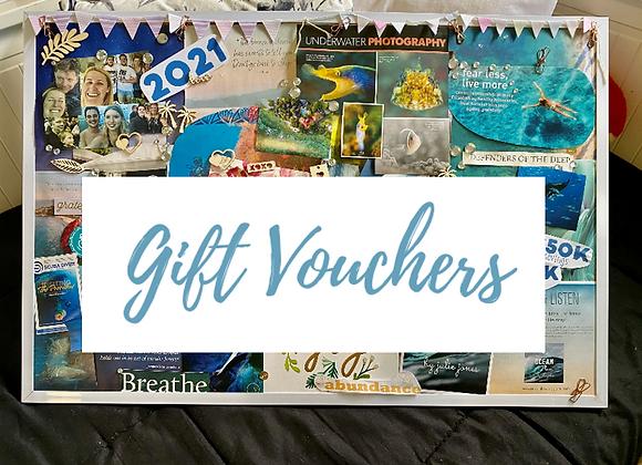 Ocean Flow Vision Boarding Workshop Gift Voucher