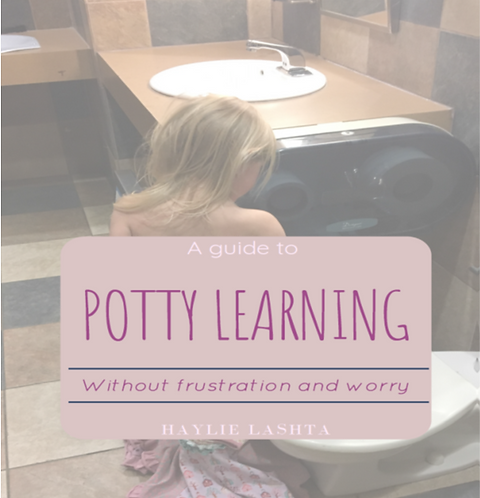 Potty Learning Made Easy E-book