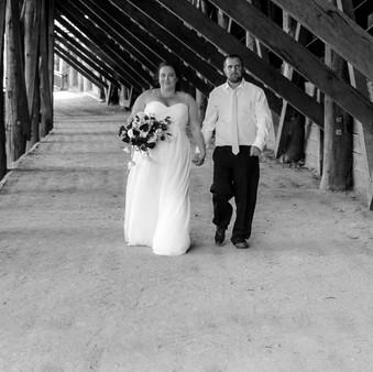 MELANIE + ADRIAN //  PRIDE OF THE MURRAY WEDDING PHOTOGRAPHY