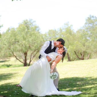 EBONY  +  LEE //  THE NOOK PARKLAND WEDDING
