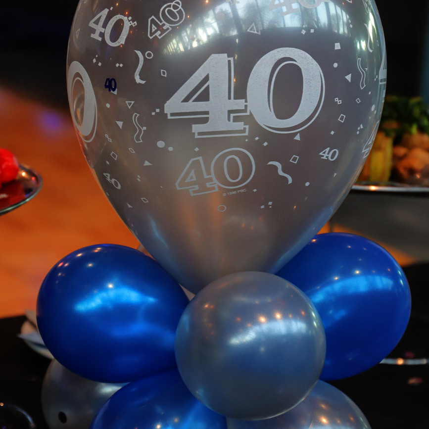 HAI IS 40  // THE ATRIUM 40TH BIRTHDAY