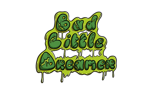 Logo Bad Little Dreamer Arbi Scrap