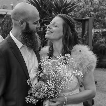 LEAH   +   BEAU //  POREPUNKAH BACKYARD WEDDING
