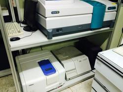 UV-VIS-NIR Absorption Spectrometer & UV-VIS Fluorometer