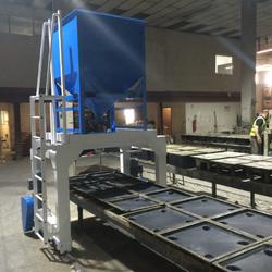 table moule beton