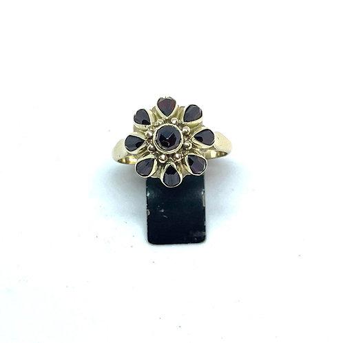 VERKOCHT / Vintage ring 41