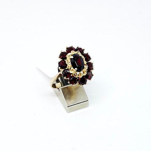 Vintage ring 54