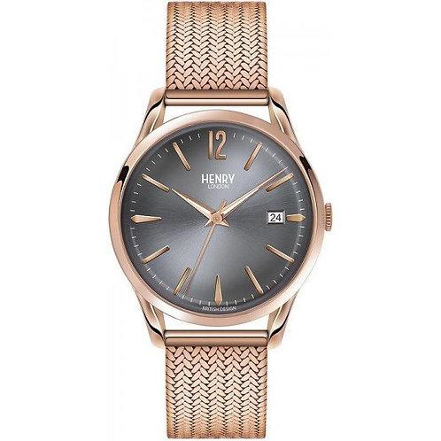 Henry London dames horloge HL39-M-0118