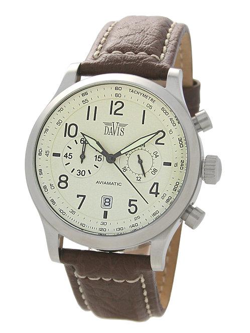 Davis heren horloge 1023
