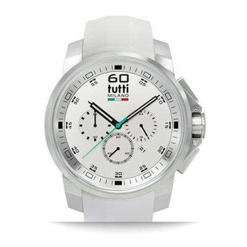 Tuttie Milano dames horloge TM500 wit