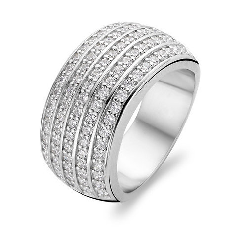 Ti Sento ring - 1774ZI/58