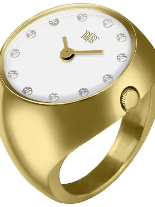 Davis horloge ring 2016