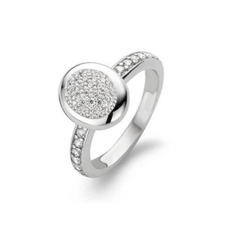 Ti Sento ring - 12006ZI/56