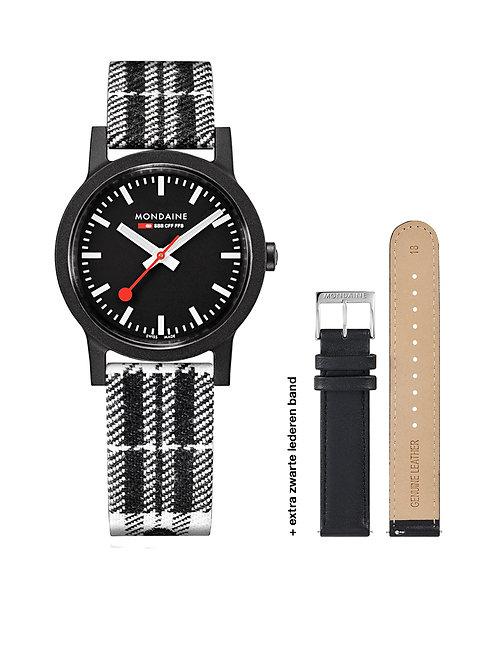 Mondaine horloge MS1.32120.LB