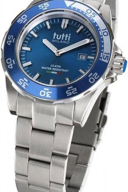 Tuttie Milano heren horloge TM900