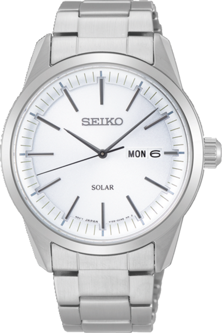 Seiko heren  SNE523P1