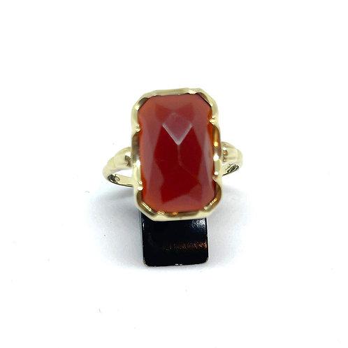 VERKOCHT / Vintage ring 10