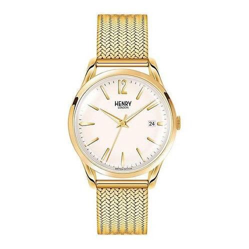 Henry London heren horloge HL39-m-0008