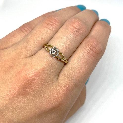 Vintage ring 61