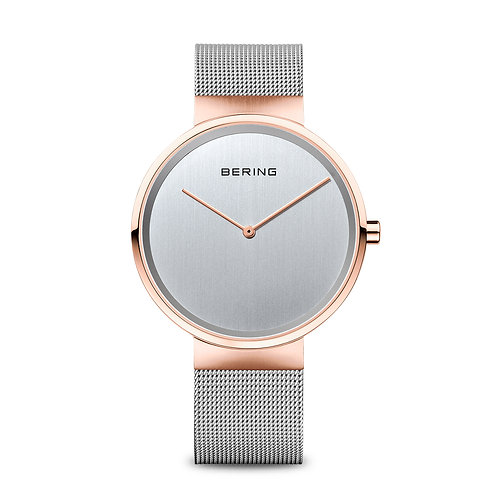Bering dames horloge  14539-060
