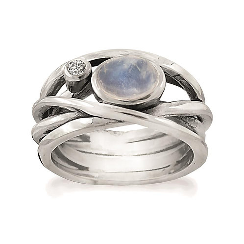 Rabinovich Curly Ring