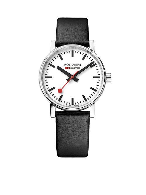 Mondaine horloge MSE.35110.LB