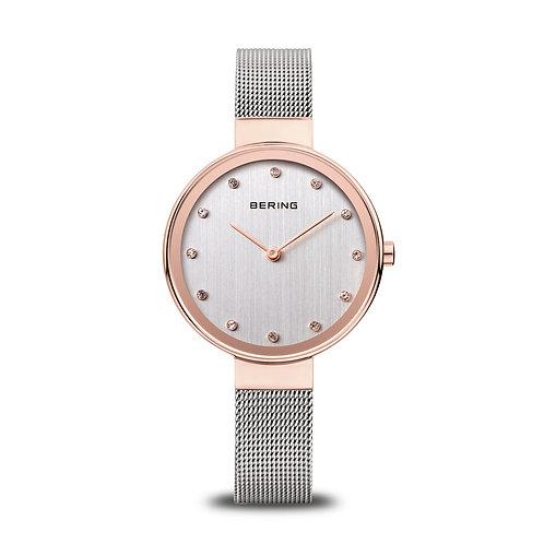Bering dames horloge 12034-064